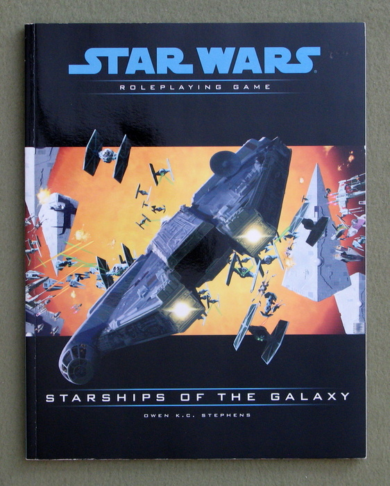 Image for Starships of the Galaxy (Star Wars Roleplaying Game: D20 System)