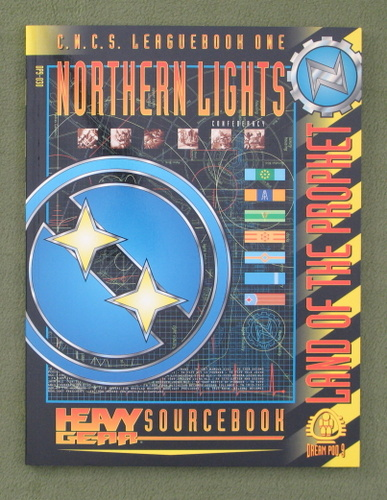 Image for Northern Lights Confederacy (Heavy Gear C.N.C.S. Leaguebook 1: Land of the Prophet)