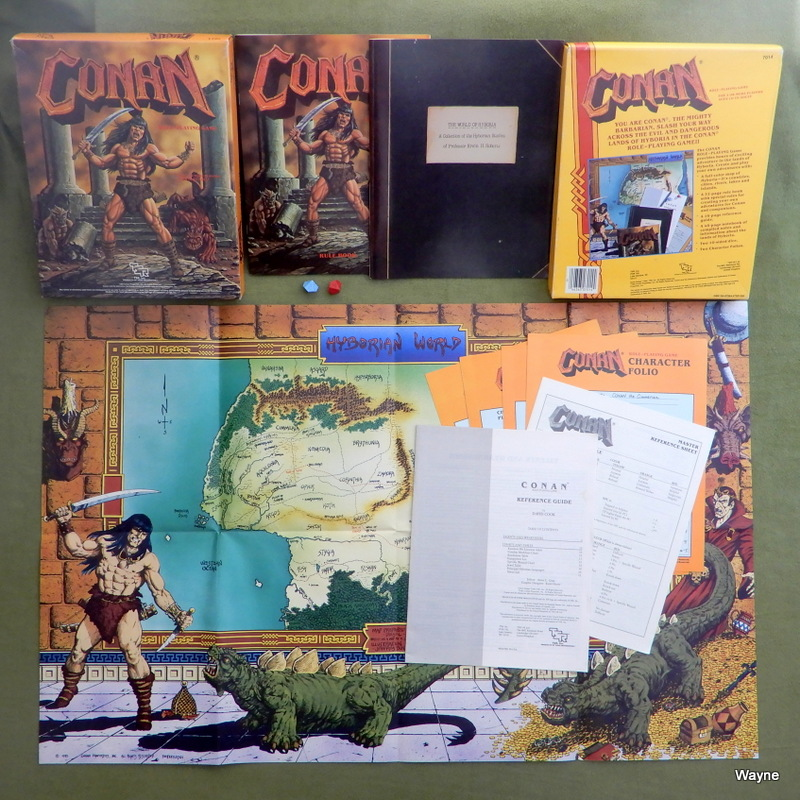 Image for Conan Role Playing Game