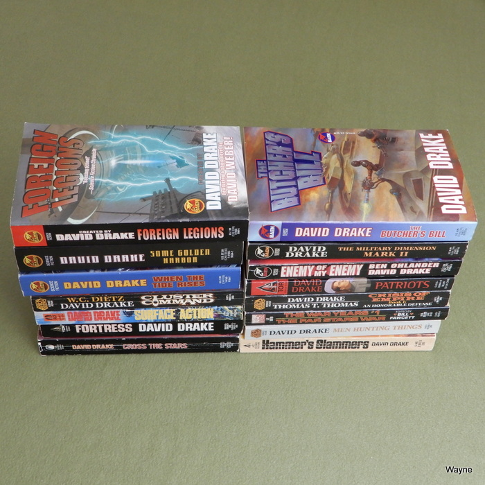 Image for Sci-Fi 15 Book Lot