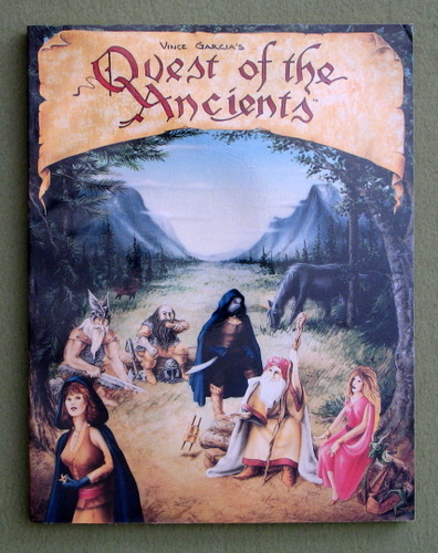 Image for Quest of the Ancients (Roleplaying Game)