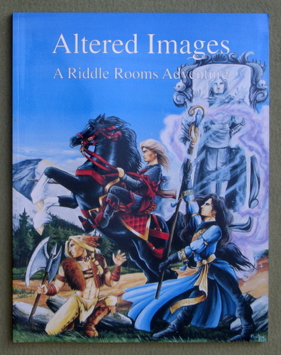 Image for Altered Images: A Riddle Rooms Adventure