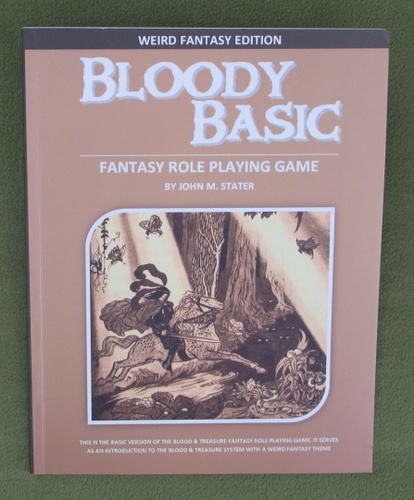 Image for Bloody Basic RPG - Weird Fantasy Edition