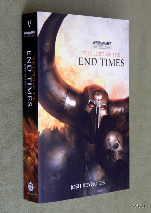 Image for The Lord of the End Times (Warhammer: The End Times)