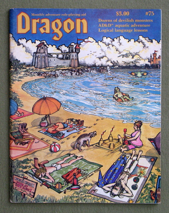 Image for Dragon Magazine, Issue 75