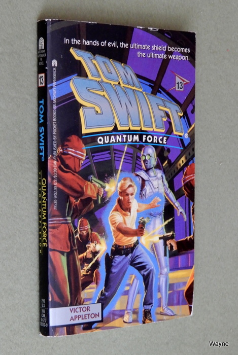 Image for Quantum Force (Tom Swift, No. 13)