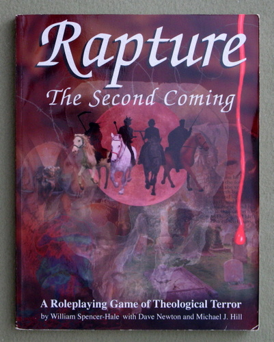 Image for Rapture - The Second Coming: A Roleplaying Game of Theological Terror