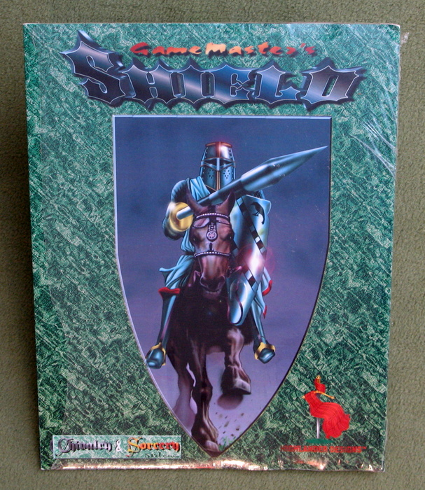 Image for Game Master's Shield (Chivalry & Sorcery, 3rd Edition)