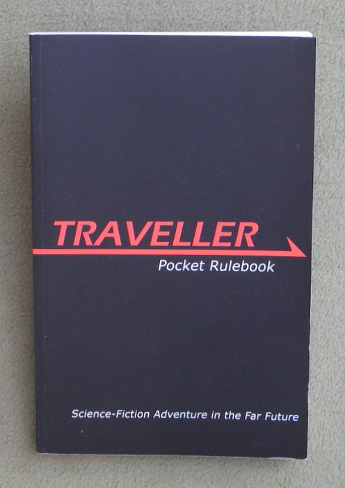 Image for Traveller Pocket Edition (Traveller Sci-Fi Roleplaying)