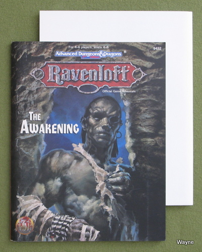 Image for The Awakening (Advanced Dungeons & Dragons: Ravenloft Adventure)