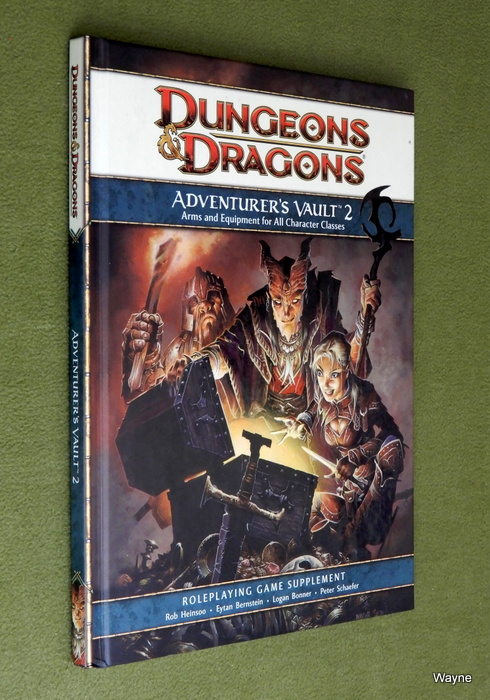 Image for Adventurer's Vault 2 (Dungeons & Dragons, 4th Edition)