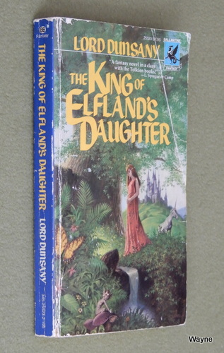 Image for The King of Elfland's Daughter