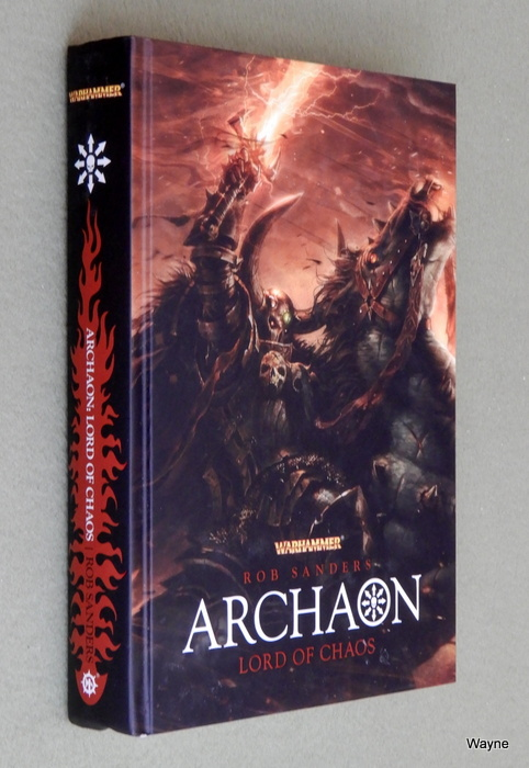 Image for Archaon: Lord of Chaos (Warhammer: The End Times)