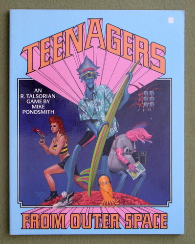 Image for Teenagers from Outer Space