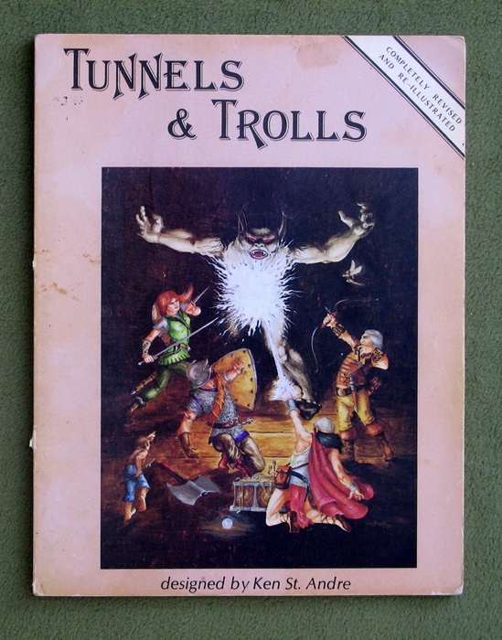 Image for Tunnels & Trolls (5th Edition) - PLAY COPY