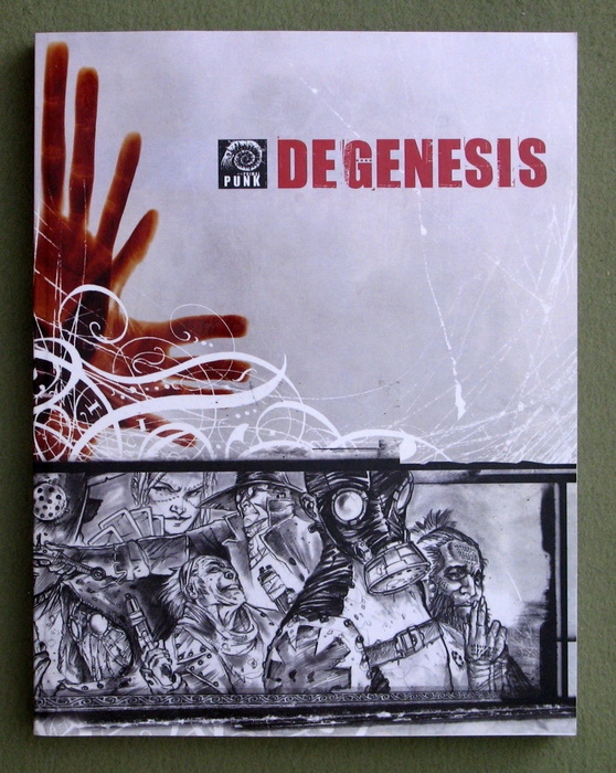 Image for Degenesis: Primal Punk Roleplaying