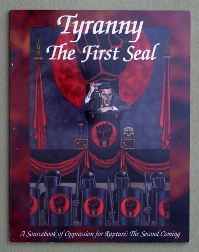Image for Tyranny: The First Seal (Rapture: The Second Coming)
