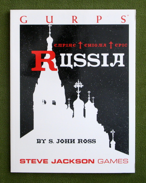 Image for GURPS Russia
