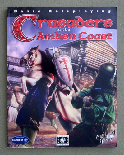 Image for Crusaders of the Amber Coast (Basic Roleplaying)