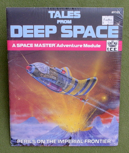 Image for Tales from Deep Space (Space Master RPG)