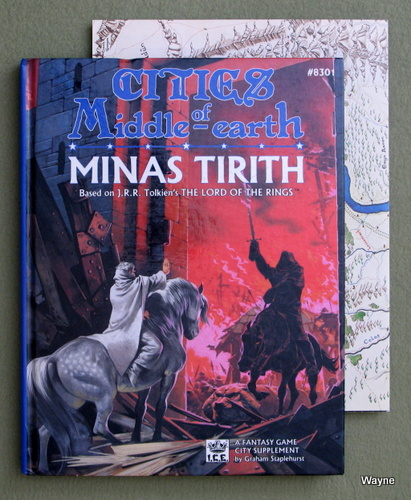 Image for Minas Tirith (Middle Earth Role Playing/MERP)