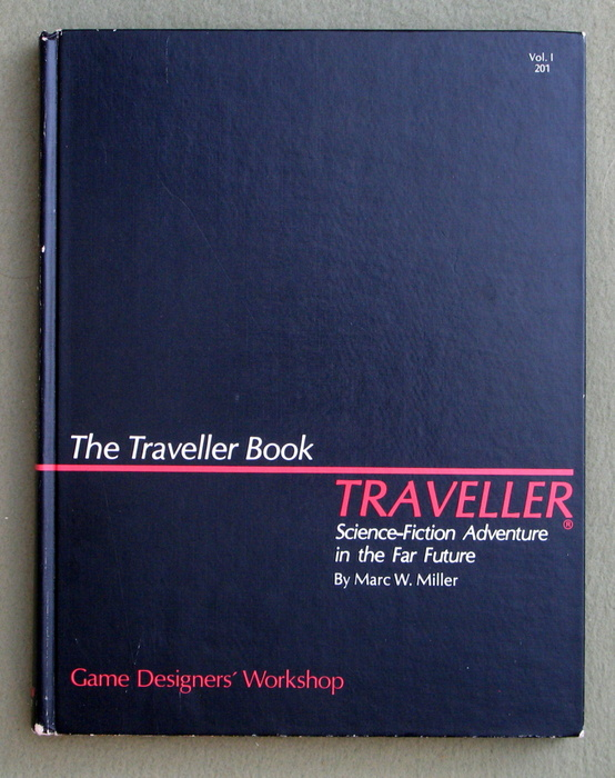 Image for The Traveller Book: Traveller Science-Fiction Adventure in the Far Future