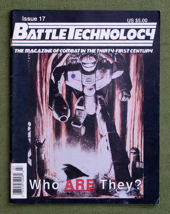 Image for BattleTechnology Magazine, Issue 17 (Battletech)