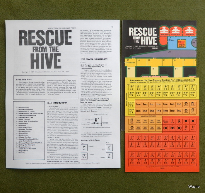 Image for Rescue From the Hive