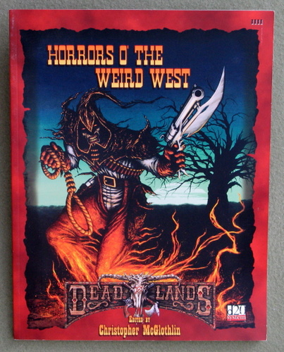 Image for Horrors o' the Weird West (Deadlands: D20 System)
