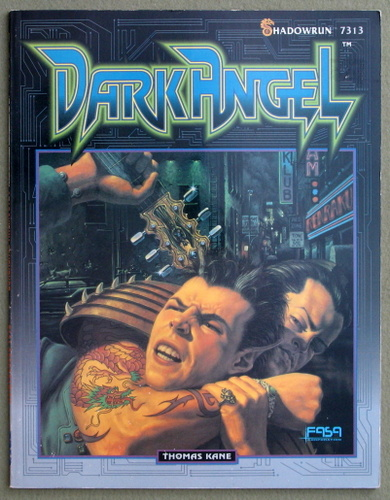 Image for Dark Angel (Shadowrun)