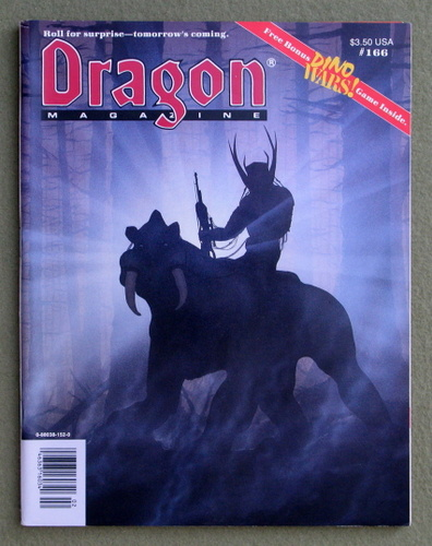 Image for Dragon Magazine, Issue 166
