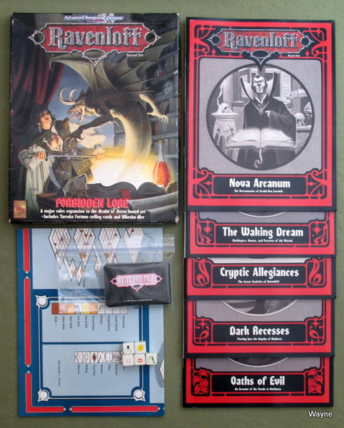 Image for Forbidden Lore (Advanced Dungeons & Dragons: Ravenloft)