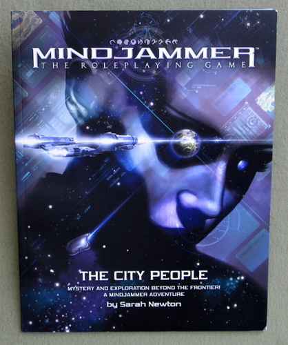 Image for Mindjammer: The City People (FATE)