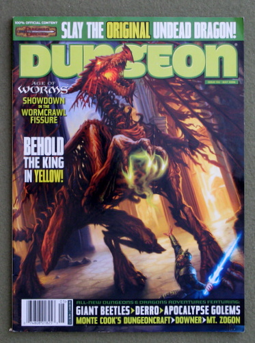 Image for Dungeon Magazine, Issue 134