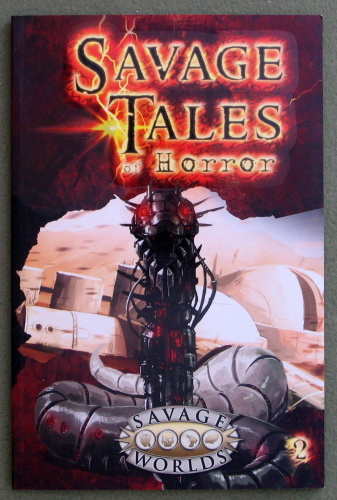 Image for Savage Tales of Horror: Volume 2 (Savage Worlds)