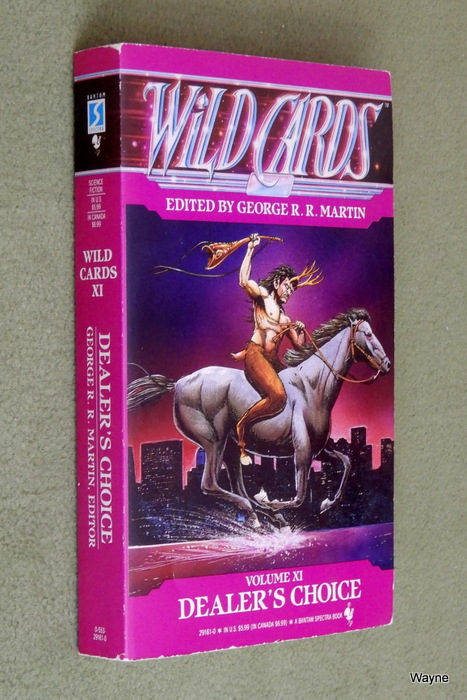 Image for Dealer's Choice (Wild Cards XI)