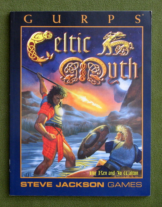 Image for GURPS Celtic Myth