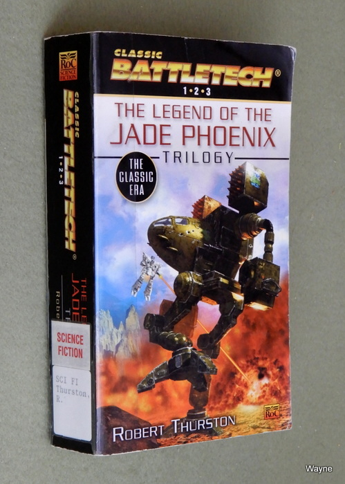 Image for Classic BattleTech: The Legend of the Jade Phoenix Trilogy