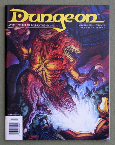 Image for Dungeon Magazine, Issue 29