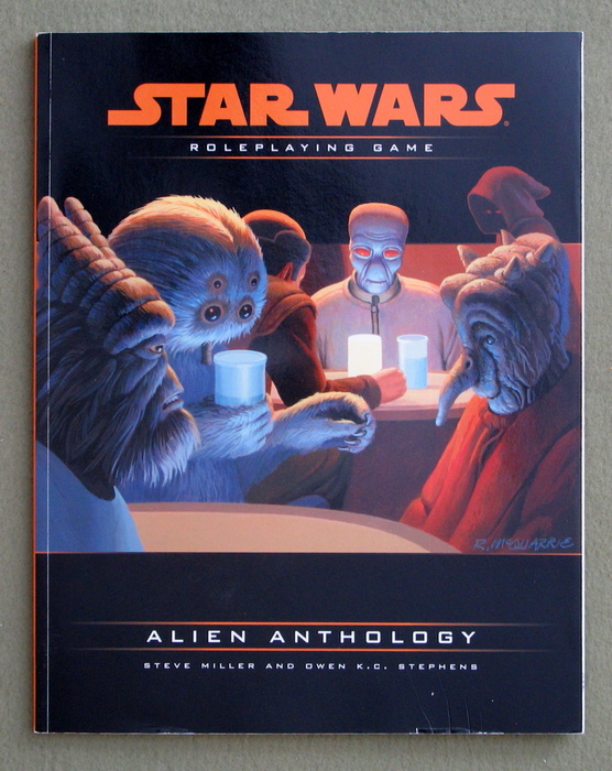 Image for Alien Anthology (Star Wars Roleplaying Game)