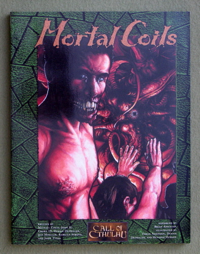 Image for Mortal Coils (Call of Cthulhu)