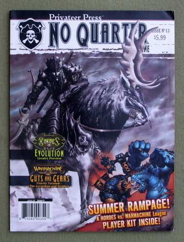 Image for No Quarter Magazine #13 (Privateer Press)