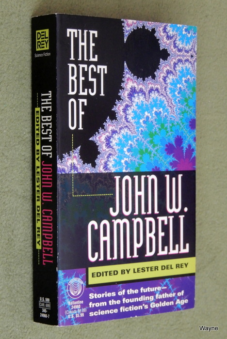 Image for The Best of John W. Campbell