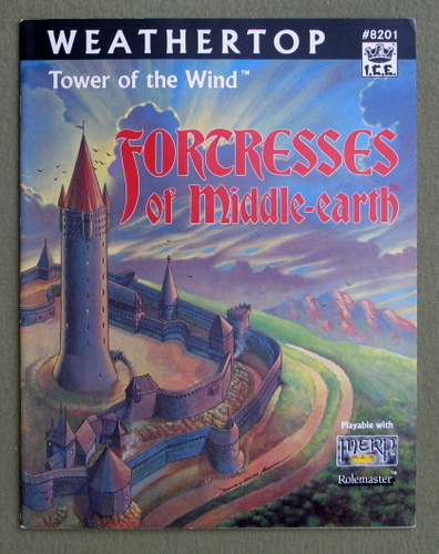 Image for Weathertop, the Tower of the Wind (Middle Earth Role Playing/MERP)