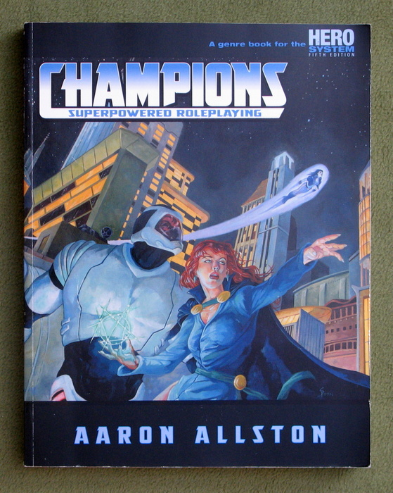 Image for Champions: Superpowered Roleplaying