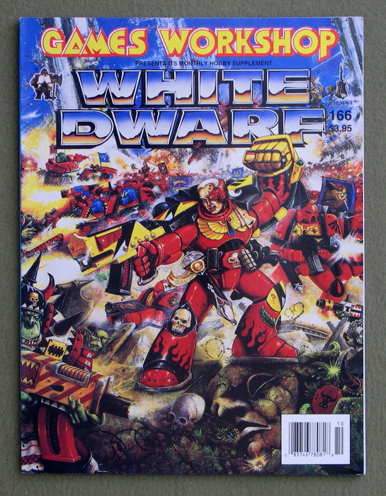 Image for White Dwarf Magazine, Issue 166