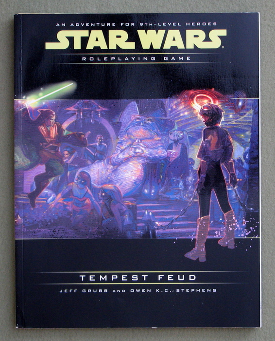Image for Tempest Feud (Star Wars D20 Roleplaying Game)