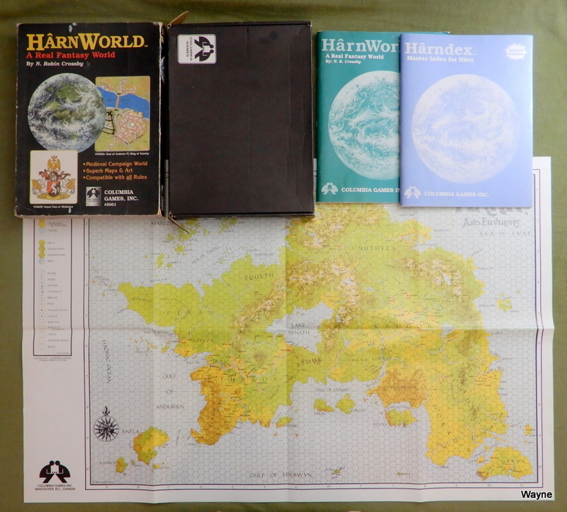 Image for HarnWorld: A Real Fantasy World (3rd Edition)