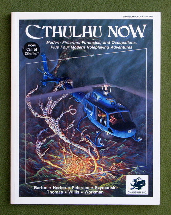 Image for Cthulhu Now (Call of Cthulhu)