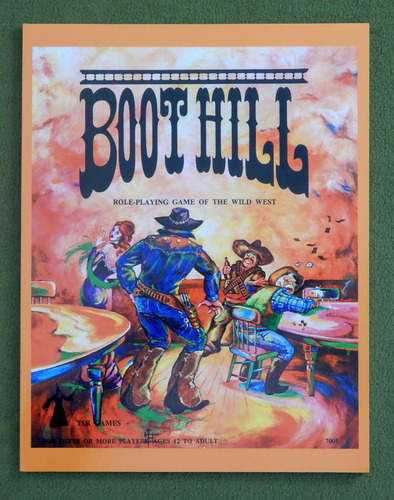 Image for Boot Hill (Second Edition) REPRINT